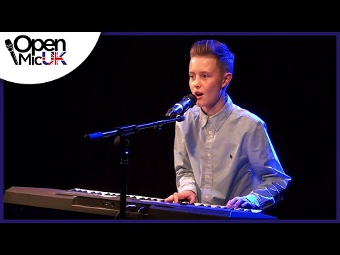 LABYRINTH - JEALOUS performed by MITCHELL WINN at Open Mic UK Music Competition