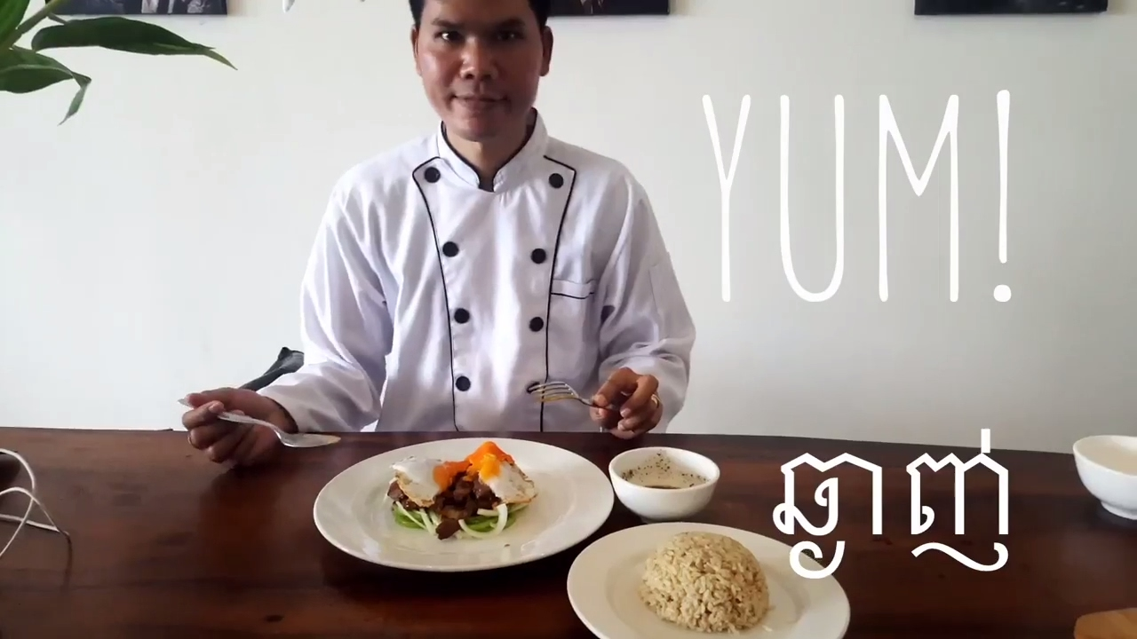 Veasna\'s Best of Classic Khmer Dishes - Cambodian Cooking Class ...