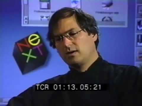 The Steve Jobs 1995 Interview Unabridged