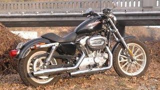 Харлей-Девідсон Спортстер XL883 XL1200 Cyclepedia сервіс-мануал
