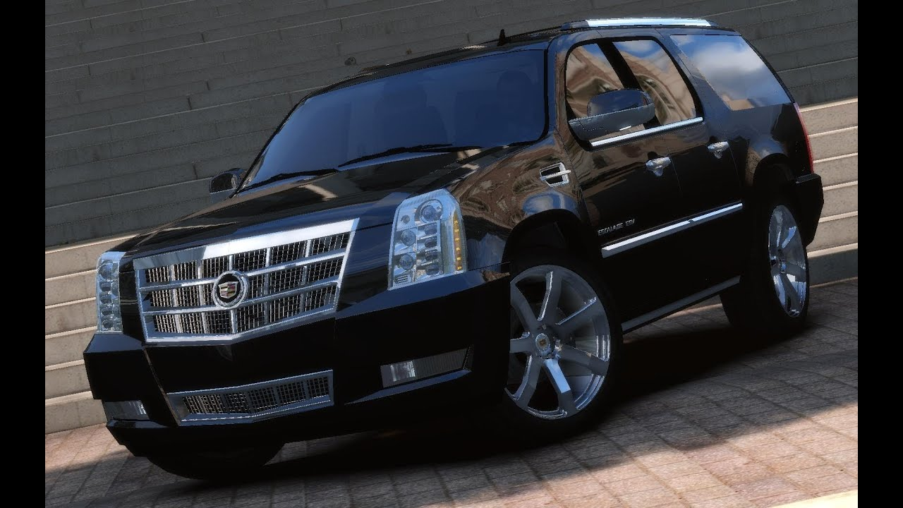 cadillac escalade esv platinum 2012 quick look gta 4. Black Bedroom Furniture Sets. Home Design Ideas