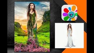 फोटो स्टूडियो प्रो में ब्लेंड इफेक्ट का उपयोग कैसे करें   फोटो संपादक   फोटो जोड़तोड़ screenshot 3