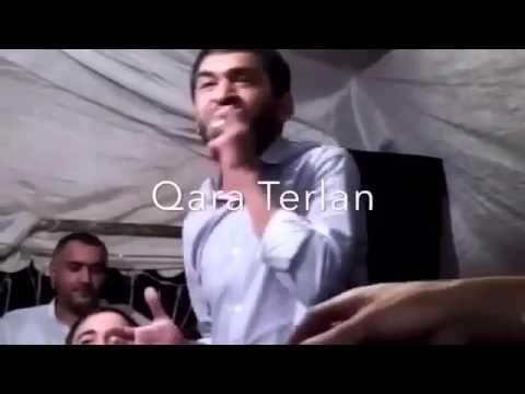 Qara Terlan yatana axıra qeder oyağa...