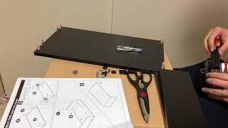 木製机上台fitueyes製 組み立ててみました!