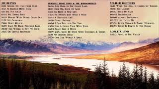 Classic Country Gospel & Hymns - Jim Reeves, Statler Brothers ...