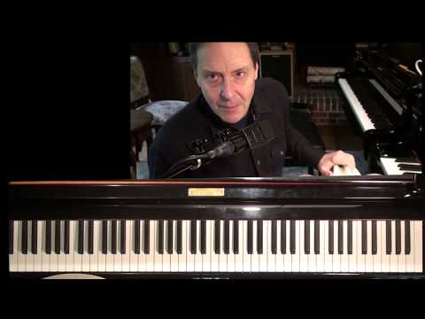 In A Sentimental Mood | Tutorial on Block Chords | Jazz Piano College