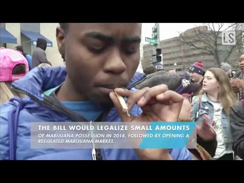 Vermont Legislature Passes Recreational Marijuana Bill