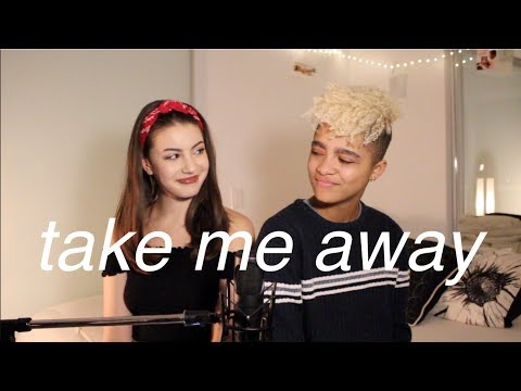 Daniel Caesar - Take Me Away | cover by Sarah Webber & Keara Graves