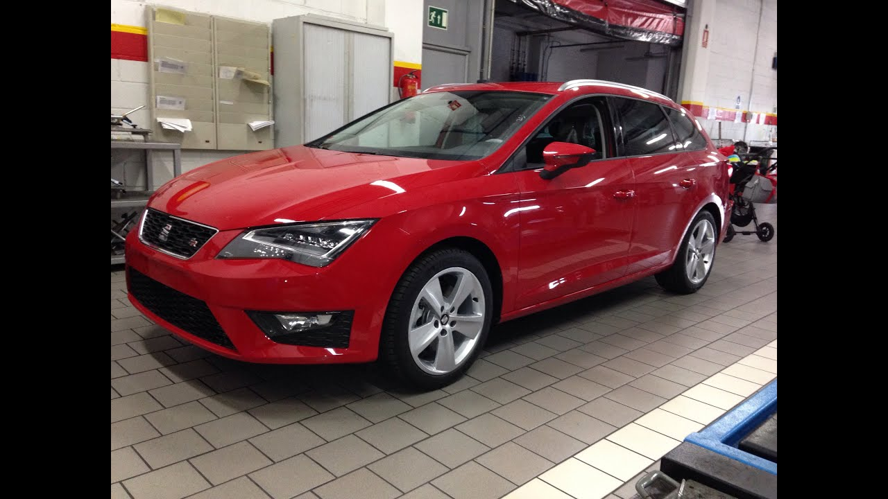 seat leon st fr 1 8 tsi youtube. Black Bedroom Furniture Sets. Home Design Ideas