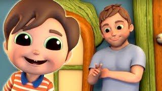 Johny Johny Yes Papa Cartoon | Obeying Parents | Johny Joy Joy