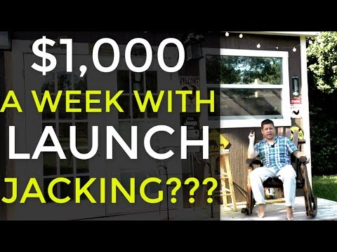 $1,000 A Week With Affiliate Marketing Launch Jacking (New Series)