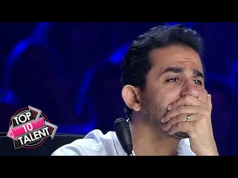 TOP 10 MOST Viewed Auditions On Arabs Got Talent Ever!