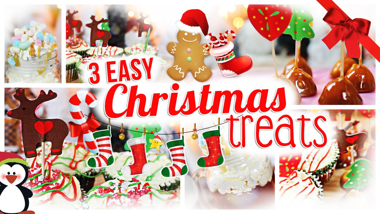 3 easy christmas treats 24 days of christmas day 13
