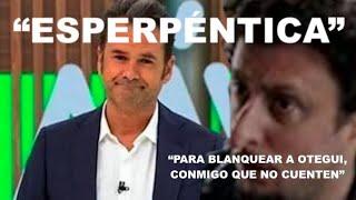 "¡ESCANDALOSO ""ESPERPENTO"" DE IÑAKI LÓPEZ CON JON VIAR EN PLENO DIRECTO!"