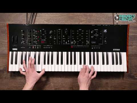 Korg Prologue 16 Voice Sounds
