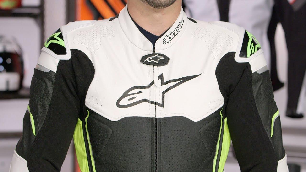 Alpinestars Atem Race Suit Review at RevZilla.com - YouTube