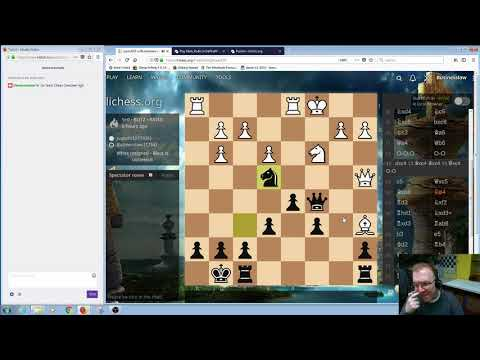 Chess Cruncher TV The Climb to 2500 in Tactics 2 13 2018