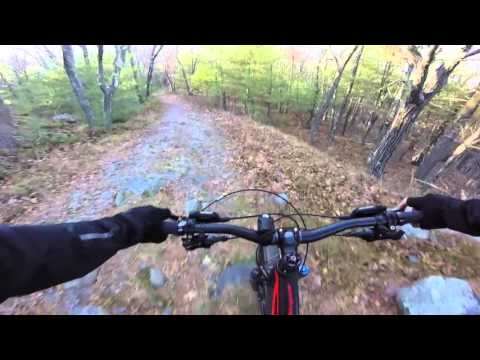 Blue Hills Reservation Mountain Biking