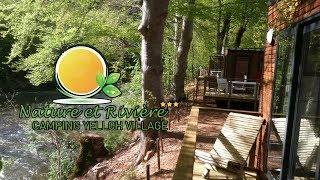Camping Nature et Rivière - Sainte Enimie, Gorges du Tarn