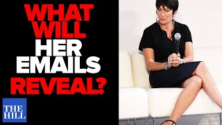 BREAKING Epstein Update: Ghislaine Maxwell's emails hacked, powerful people at risk