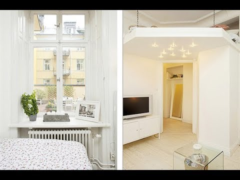 Cosy Apartment With just Enough Space for Everything | 38 square meter | Stockholm | HD