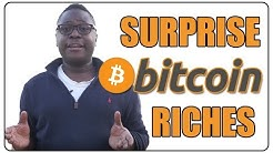 Surprise Bitcoin Riches - $27 of Bitcoin Becomes $886,000