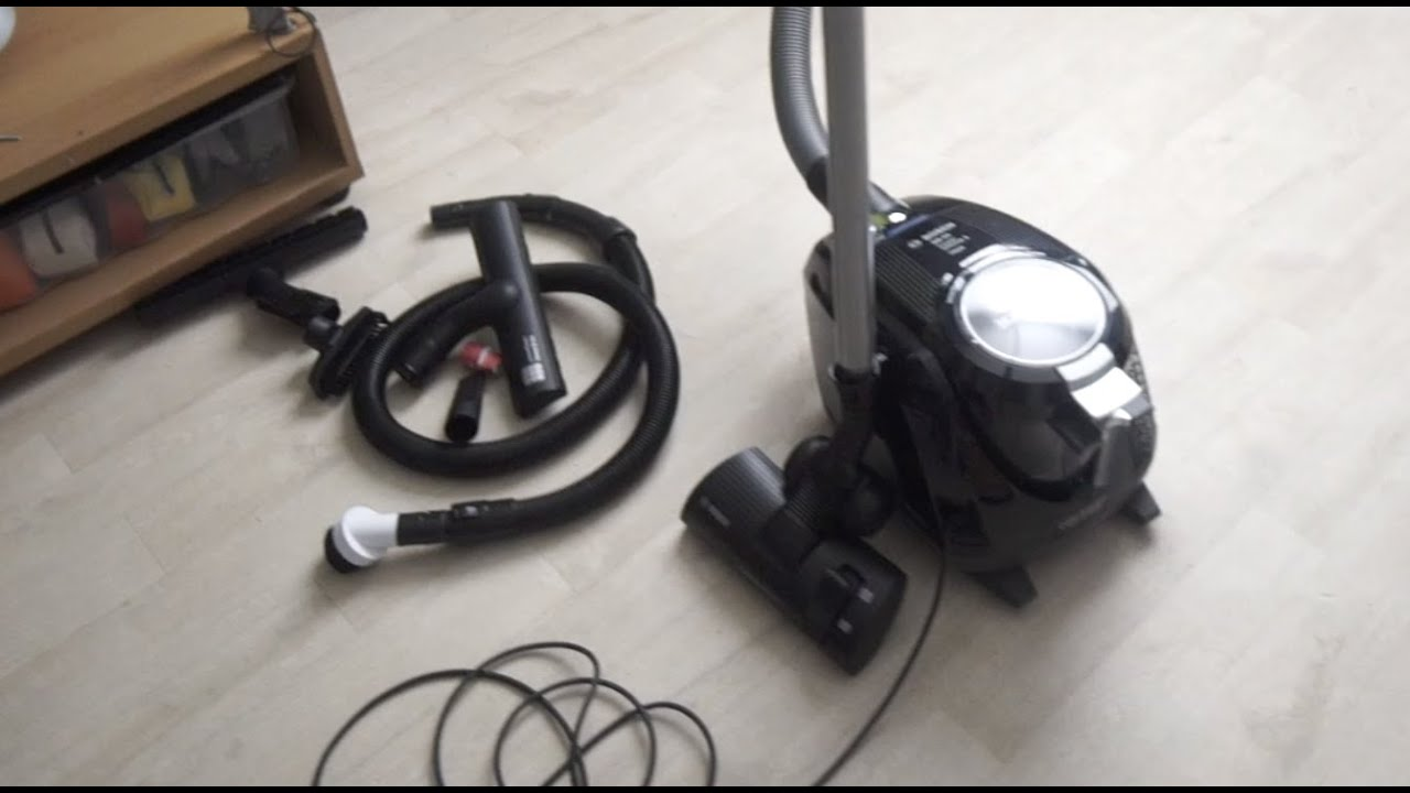 Bosch Silent Vacuum Cleaner Test! GS 50 ProSilence 66 Power Silence 2  BGS5SIL2GB Great Ideas
