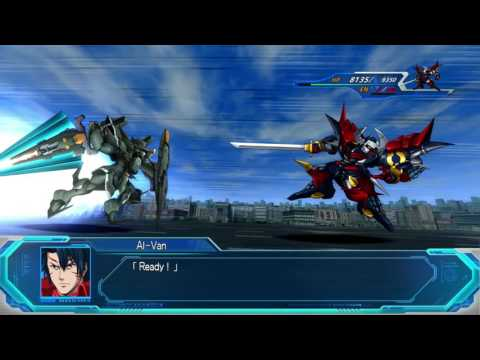 (ENG)Super Robot Wars OG Moon Dwellers: Samurai Vs Knight