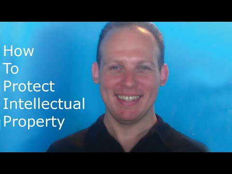 How to protect intellectual property of your business or startup