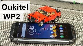 Oukitel WP2 - $210 за 10000 мАч, NFC и IP68