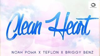 Teflon x Noah Powa x Briggy Benz - Clean Heart - October 2015