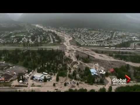 Global Calgary Promo: Alberta Floods 2013