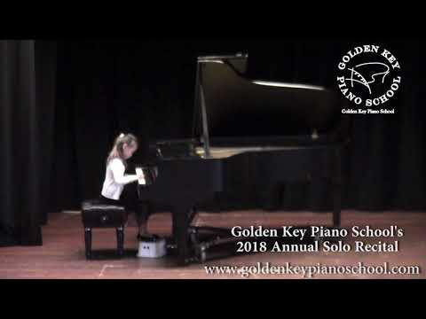 2018 Solo Recital Performance by Chang-Yi