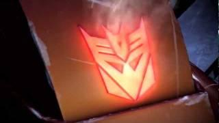 Transformers Prime Season 2 Clip - Optimus Prime will became Decepticon