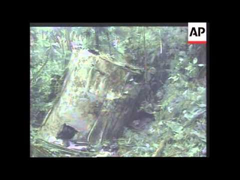 Colombia American Airlines Plane Crash Survivors Recover