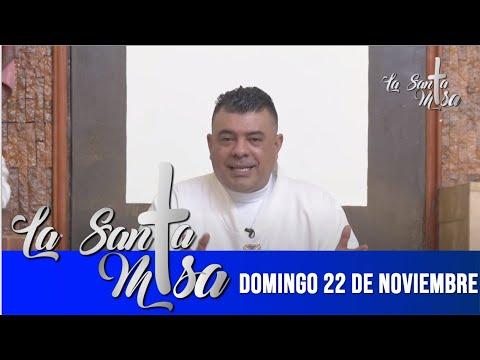 Misa De Hoy, Domingo 22 De Noviembre De 2020 - Cosmovision