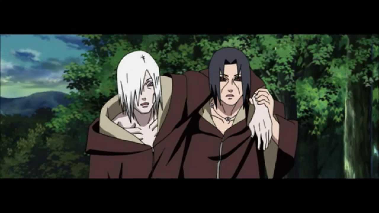 Naruto meets Itachi and Nagato English DUB - YouTube