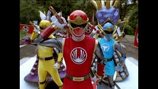 "Gambar cover Power Rangers Dino Thunder - End of the Wind Ninja Academy | Episode 31 ""Thunder Storm Part 1"""