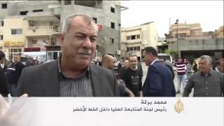 إضراب في المدن والبلدات العربية داخل الخط الأخضر