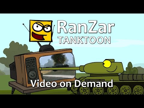 Tanktoon: Video on Demand. RanZar