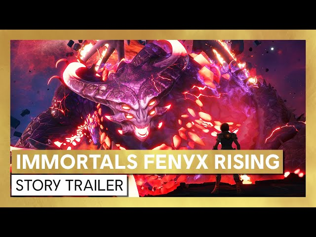 Immortals Fenyx Rising: Story Trailer