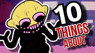 10 Things About Monster! (Friday Night Funkin' Facts)