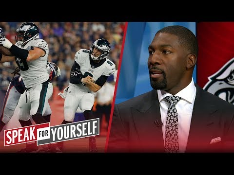 Greg Jennings On Quarterback Situations In New York And Philadelphia | NFL | SPEAK FOR YOURSELF