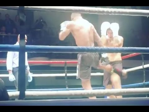 Idris Elba Wins Pro Kickboxing Debut By First Round Knockout