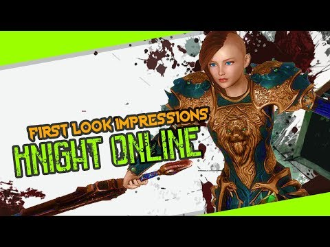 Knight Online - First Look Impressions!