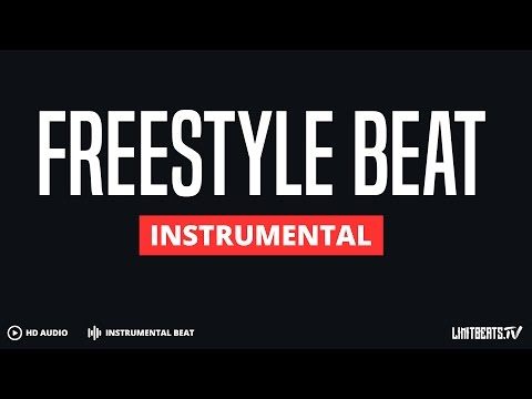 FREESTYLE BEAT  Trap Freestyle Beat Instrumental Prod KidRyan