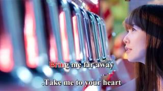Take Me To Your Heart MLTR Karaoke Lyrics Female