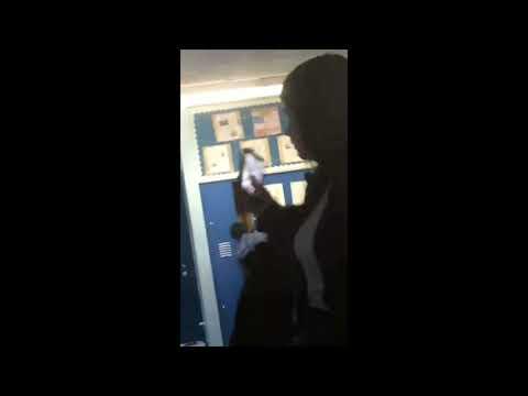 Exclusive video: Terrifying lockdown inside Staten Island school following gun scare