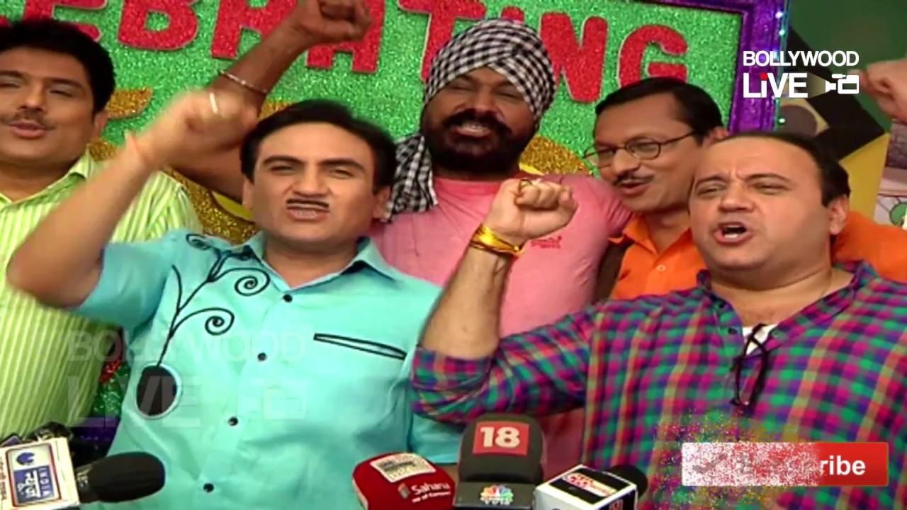 Download Jethalal Full Interview | Taarak Mehta Ka Ooltah Chashmah | 2500 Episode Celebration