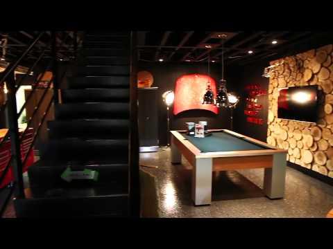 making of garage loft   youtube